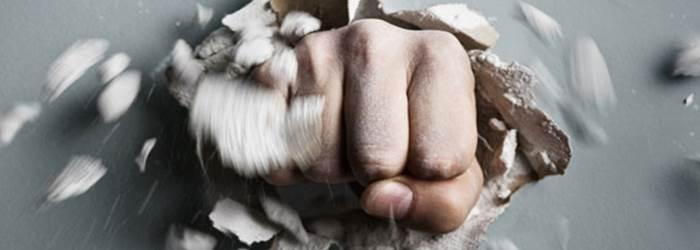 fist-break-through